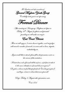 formal invitation template great printable calendars With formal invitation template for an event