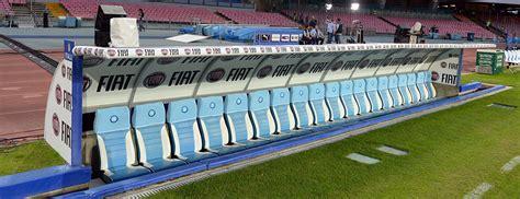 Panchina Di Calcio by Kopron Coperture Sportive Produzioni Speciali Ci Da