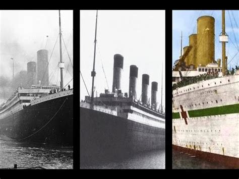 Roblox Rms Olympic Sinking by Titanic Lusitania And Britannic Sinking Doovi