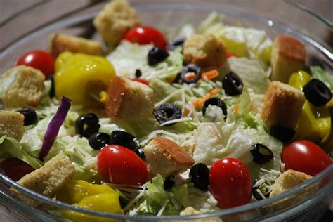 Olive Garden Salads by My Story In Recipes Olive Garden Dressing