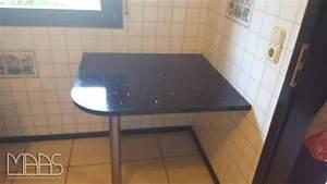 Arbeitsplatte Als Tisch : falkensee star galaxy granit arbeitsplatte und tischplatte ~ Sanjose-hotels-ca.com Haus und Dekorationen