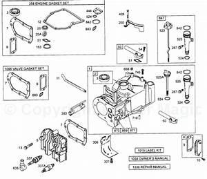 Briggs And Stratton 550ex User Manual