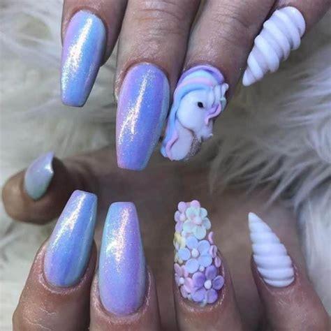 ideas  nail designs suitable   nail shape