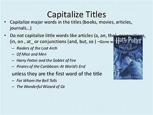 Do You Capitalize Holidays 10 Best Title Capitalization