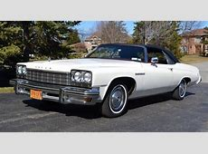 Mint 1975 Buick LeSabre Convertible For Sale On Hemmings