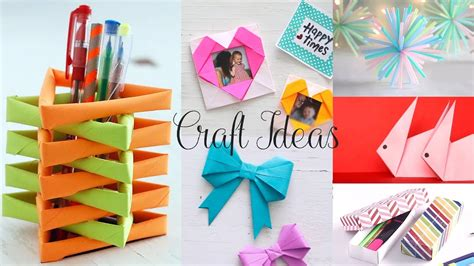 easy craft ideas amazing diy tutorial
