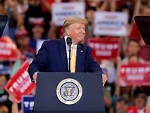 Trump campaign annouces Rally on Nov 6th. in Monroe, LA…