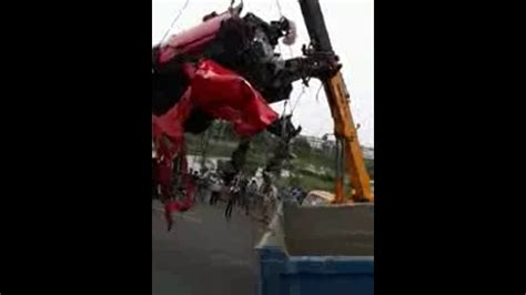 Will try and delete that last heard the lady was in critical care at a kolkata hospital. THE MOST DANGEROUS ACCIDENT OF 2018(SUPERCARS IN INDIA CRASH) (FERRARI ACCIDENT) - YouTube