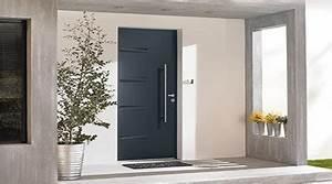 Prix d39une porte d39entree en acier cout moyen tarif de for Prix pose porte d entree