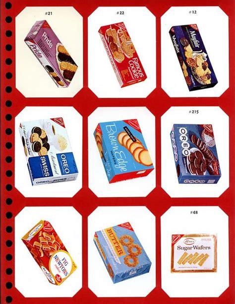 nabisco assorted cookies    childhood