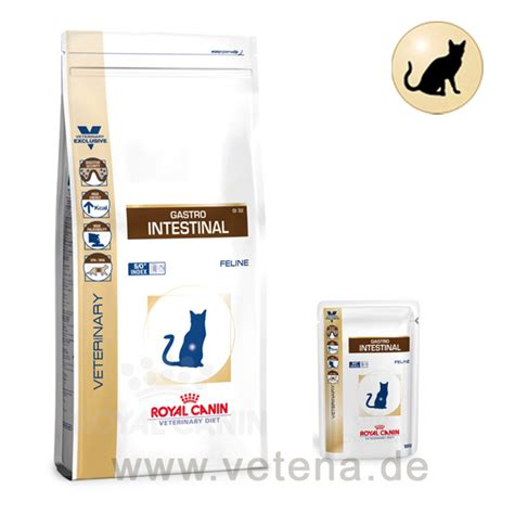 royal canin gastro intestinal katze bei vetenade