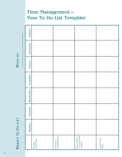 time management template time management how to manage time time management tips worksheets