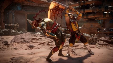Mortal Kombat 11 Release Date, Trailer, And Screenshots