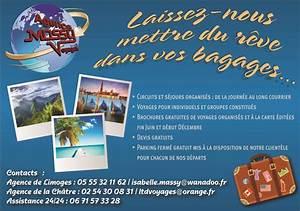 Agence De Voyage Maubeuge : massy voyages agence de voyages 36 avenue des ~ Dailycaller-alerts.com Idées de Décoration