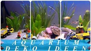 Aquarium Deko Ideen : ideen f r aquarium einrichten youtube ~ Lizthompson.info Haus und Dekorationen