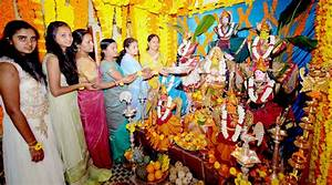 Varamahalakshmi festival celebrated - Mysuru Today