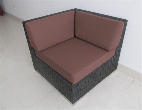 ohana collection 9pc sunbrella outdoor sectional sofa set