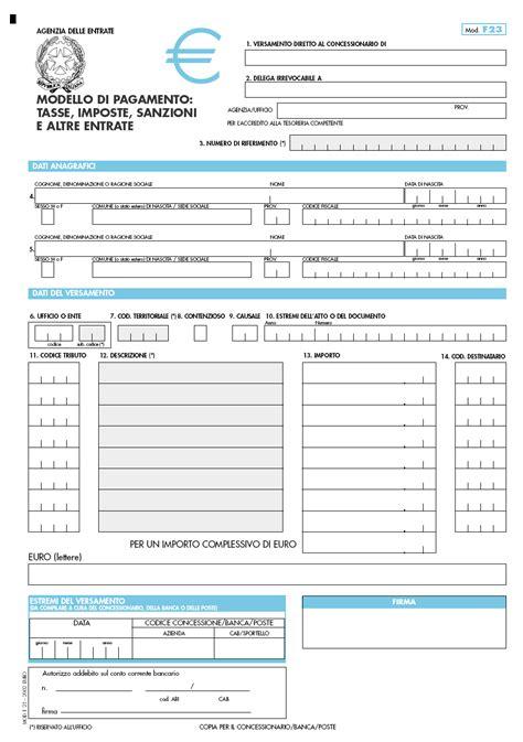 Come Aprire Un Ufficio Postale Privato by Modello F23 Wikiwand