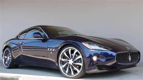 Maserati Granturismo Modification by 503motoring 2008 Maserati Granturismo Specs Photos