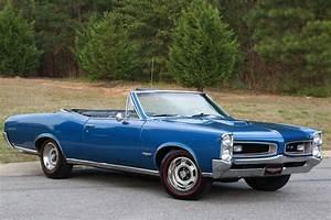 excellent shape 1966 Pontiac GTO Convertible for sale