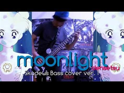 Sailor Moon Opening  Moonlight Densetsu Bass Cover