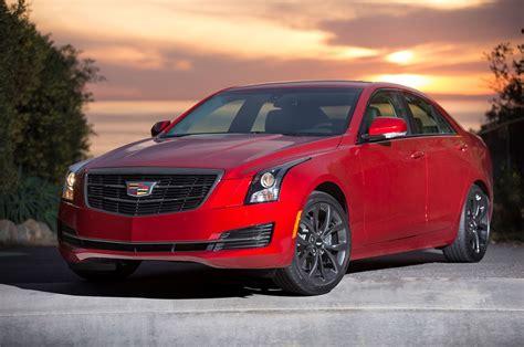 2018 Cadillac Ats Reviews And Rating Motor Trend