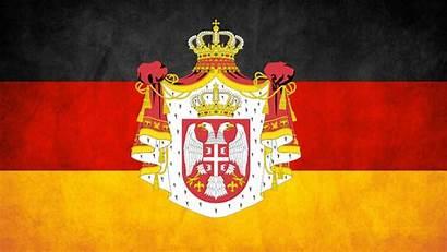 Serbian Flags German