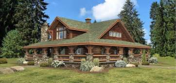Story Log Home Plans Photo Gallery by Deerfield Log Homes Cabins And Log Home Floor Plans