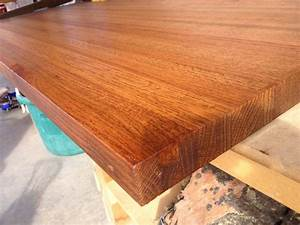Reclaimed Red Oak Countertop - by Porter Barn Wood