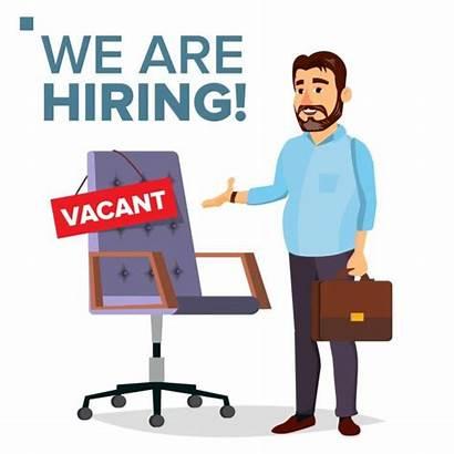 Recruitment Process Vector Resources Illustration Human Cartoon