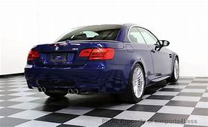 2013 Used Bmw M3 Certified M3 V8 6 Speed Manual