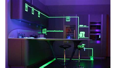 Kitchens Design With Led, Kitchen LED Strip Lighting