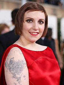 Lena Dunham Calls For The Extinction Of White Males Page 4 Stormfront