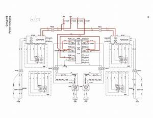 Volvo S40 Window Motor Wiring Diagram