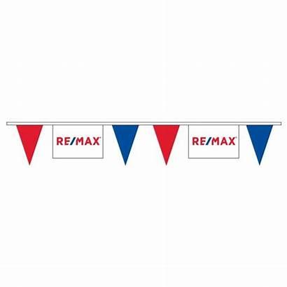 Remax Bunting Vinyl Flagworld Skip Beginning