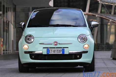 Fiat Photo by Fotos Exteriores Fiat 500 3 Puertas 2008 Km77