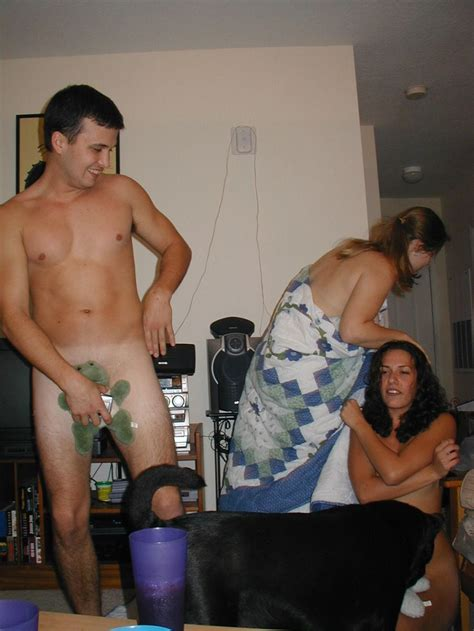 College Couples Get Drunk And Naked Together Pictures
