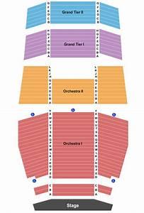 Eku Center For The Arts Seating Chart  U0026 Maps