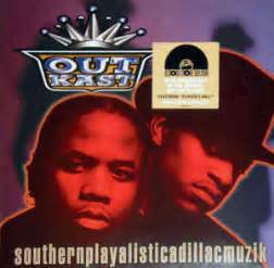 OutKast - Southernplayalisticadillacmuzik (Vinyl, LP ...