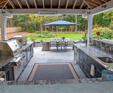 ideas for outdoor bbq area outdoor kitchen ideas upgrade your barbecue area to increase your resale value ruth chafin