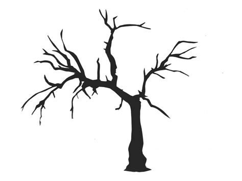 Printable Trees Without Leaves