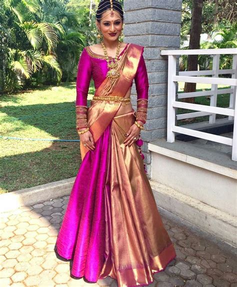 south indian saree draping styles incorporate indian traditional dress into an american