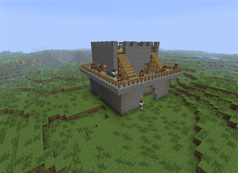 minecraft siege siege castle minecraft project