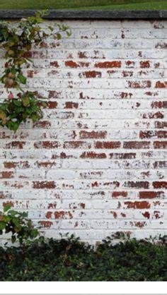 german smear technique  exterior brick  cottage chic