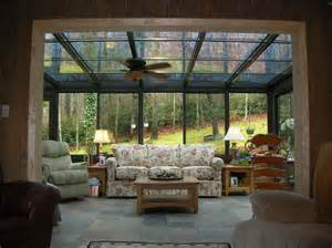 Image of: Amazing Landscape Sun Room Desaign Beautifull Various Recommended Traditional And Vintage Sunroom Designs