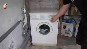 Waschmaschine Alt Gegen Neu : kohleb rsten wechsel an einer waschmaschine youtube ~ Michelbontemps.com Haus und Dekorationen