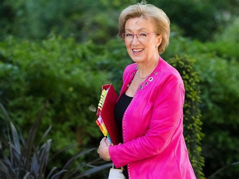 Andrea Leadsom admits smoking cannabis after Tory rival ...