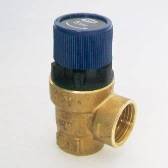 5 Bar Pressure Relief Valve 1/2 in x 1/2 in   Plumbers