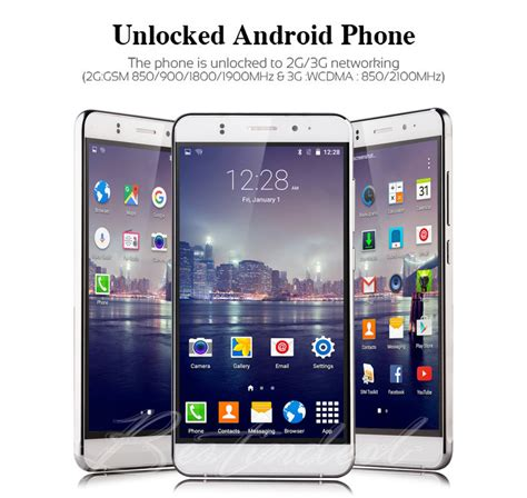 how to carrier unlock android phone 5 5 quot unlocked android smartphone cell phone t mobile