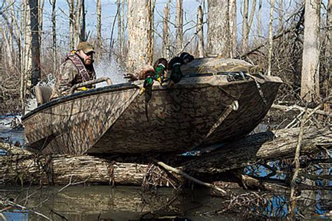 Duck Hunting Boat For Sale Utah by Excel Boat S F4 Shallow Water Series
